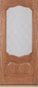 Двери шпонированные Барселона от Мебель Массив