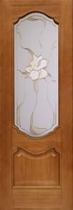 Двери шпонированные Сицилия от RuLes