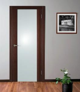 Двери шпонированные Модерн 1 от Мастер-Вуд