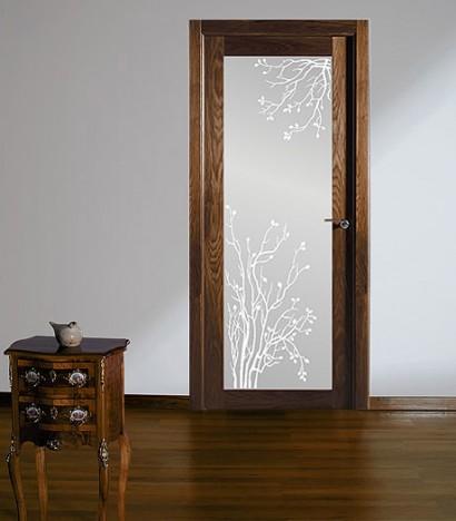 Двери шпонированные Омега 1 от Мастер-Вуд