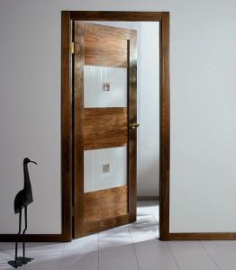 Двери шпонированные Омега 9 от Мастер-Вуд