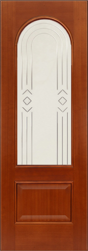 Двери шпонированные Сиена от RuLes