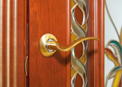 Двери шпонированные Классика  «VETRO 9» от Мастер-Вуд