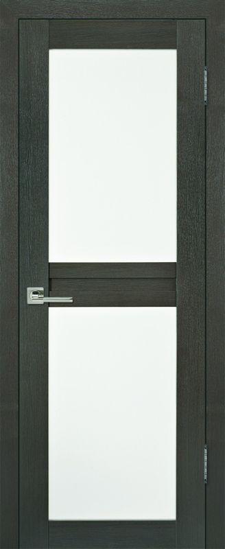 Двери экошпон Муза остекленная от Топ-Комплект