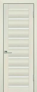 Двери экошпон Ника остекленная от Топ-Комплект