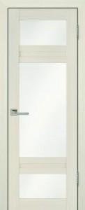 Двери экошпон Орфей остекленная от Топ-Комплект