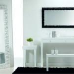 Предметы интерьера Зеркало Rose 8070 от MOWA