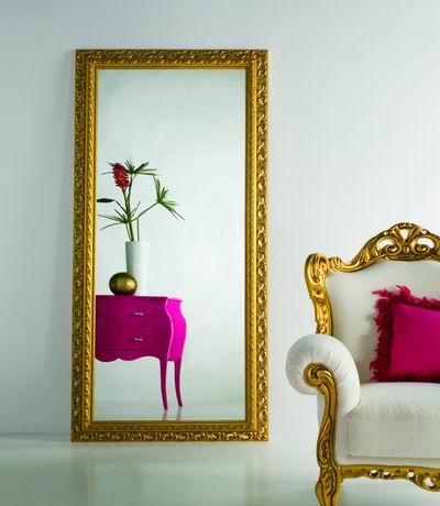 Зеркала Iside от PIERMARIA