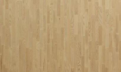 Паркетная доска Ясень Pluton White Oiled Loc от Polarwood