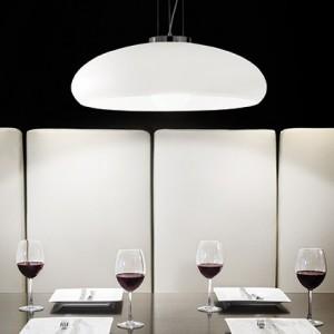 Освещение Люстра  ARIA SP1 D50 BIANCO от IDEAL-LUX