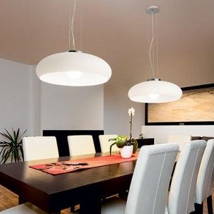 Освещение Люстра  ARIA SP1 D60 BIANCO от IDEAL-LUX