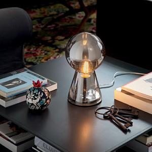 Освещение Настольная лампа BIRILLO TL1 BIG FUME' от IDEAL-LUX