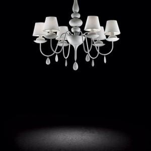 Освещение Люстра BLANCHE SP6 от IDEAL-LUX