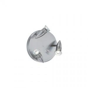 Светильники потолочные Светильник потолочный  ALFA PL3 NICKEL от IDEAL-LUX