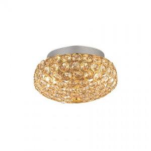 Освещение Светильник потолочный KING PL3 ORO от IDEAL-LUX