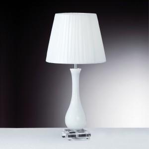 Распродажа Настольная лампа LILLY TL1 BIANCO от IDEAL-LUX