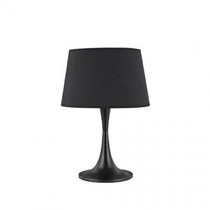 Освещение Настольная лампа LONDON TL1 BIG BIANCO, NERO от IDEAL-LUX