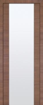 Двери экошпон 8Х Малага Черри Кроскут от Топ-Комплект