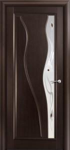 Двери шпонированные Ирен венге от Milyana