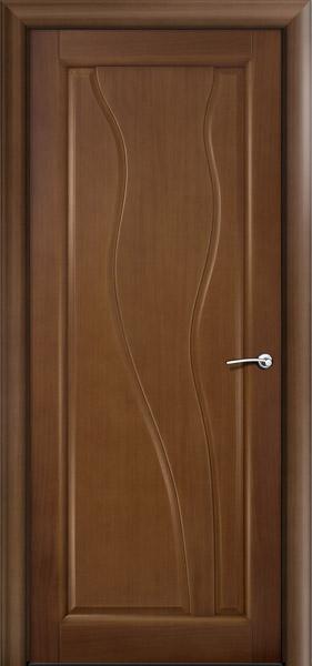 Двери шпонированные Ирен палисандр от Milyana
