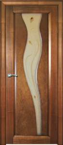 Двери шпонированные Лантана итальянский орех от Milyana