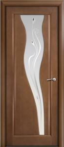 Двери шпонированные Лантана палисандр от Milyana