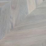 Модульный паркет Дуб Арктик (франц. елка) от MARCO FERUTTI