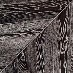 Модульный паркет Дуб Неро браш (фран. елка) от MARCO FERUTTI