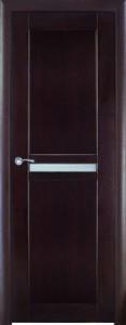 Двери шпонированные Натель-1 венге от Milyana