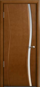 Двери шпонированные Омега ДОУ анегри от Milyana