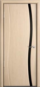 Двери шпонированные Омега ДОУ беленый дуб от Milyana