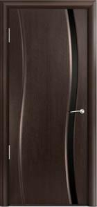 Двери шпонированные Омега ДОУ венге от Milyana