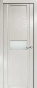 Двери шпонированные H ясень жемчуг от Milyana