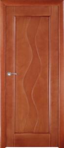 Двери шпонированные Веста(Волна) анегри от Milyana