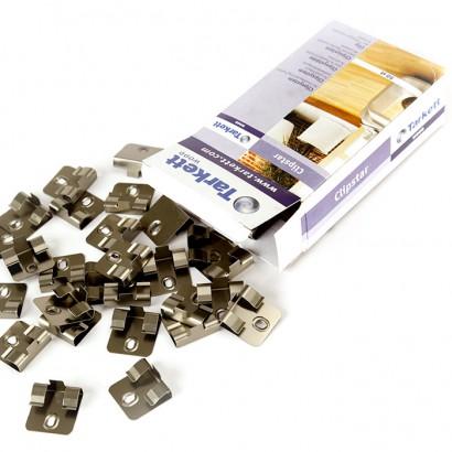 Напольные покрытия Клипса для плинтуса Clipstar от Tarkett