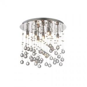 Освещение Светильник потолочный  MOONLIGHT PL8 CROMO от IDEAL-LUX