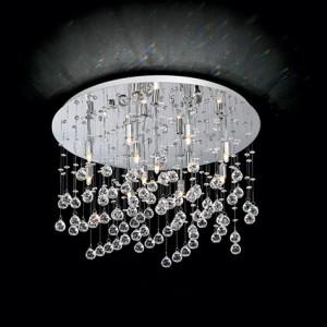Освещение Светильник потолочный MOONLIGHT PL12 CROMO от IDEAL-LUX