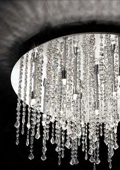Освещение Светильник потолочный ROYAL PL12 от IDEAL-LUX