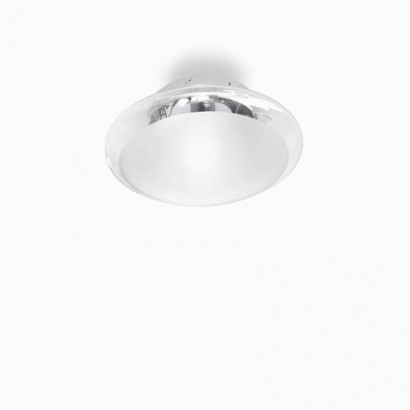 Освещение Светильник потолочный SMARTIES CLEAR PL1 D33 от IDEAL-LUX