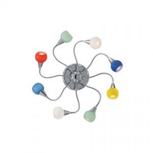 Освещение Светильник потолочный  TENDER PL8 от IDEAL-LUX