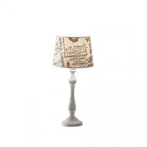 Освещение Настольная лампа COFFEE TL1 SMALL от IDEAL-LUX