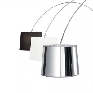 Освещение Торшер DORSALE PT1 BIANCO, NERO от IDEAL-LUX