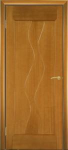 Двери по сниженным ценам Варио ПГ Африканский орех от Мебель Массив