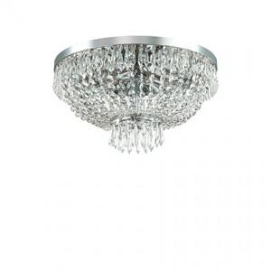 Освещение Светильник потолочный CAESAR PL6 CROMO от IDEAL-LUX