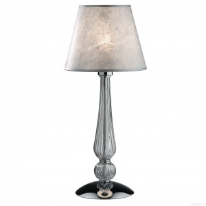 Освещение Настольная лампа DOROTHY TL1 BIG TRASPARENTE от IDEAL-LUX