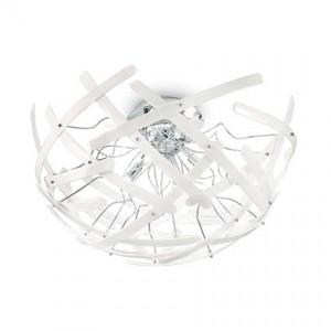 Освещение Светильник потолочный LEMON PL8 BIANCO от IDEAL-LUX