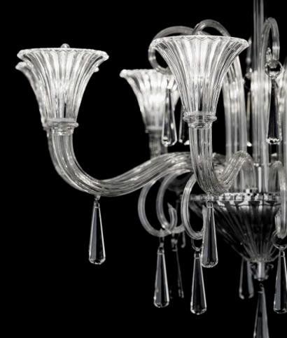 Освещение Люстра  SANTA SP8 от IDEAL-LUX