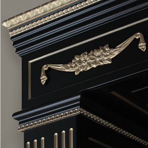 Двери шпонированные Портал Барокко — Тип 2 от RuLes