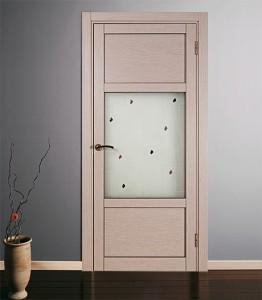 Двери шпонированные Дельта 4 от Мастер-Вуд
