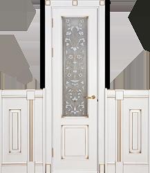 Двери шпонированные Классика от Мастер-Вуд